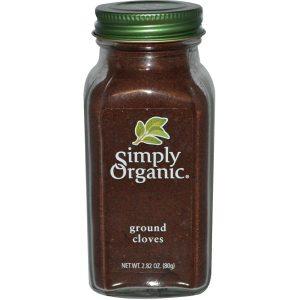 Simply Organic, Ground Cloves