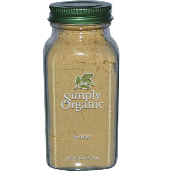 Simply Organic, Ground Ginger