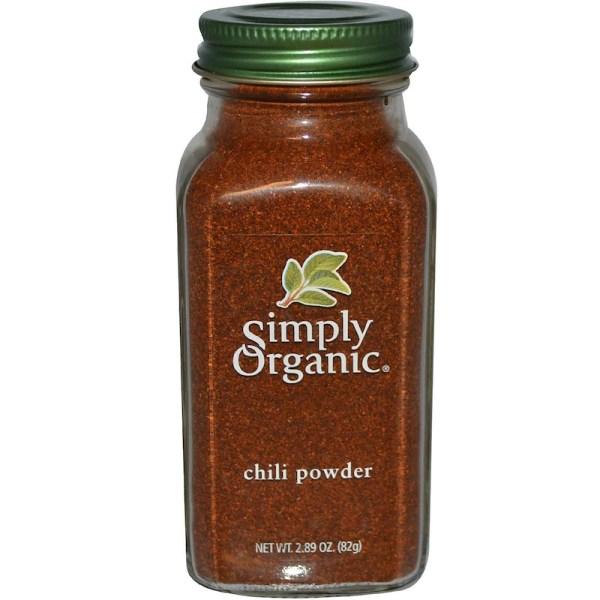 Simply Organic, Chili Powder