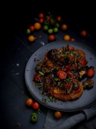 Caramelised Sumac Vegetables