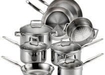 T fal Stainless Steel Cookware