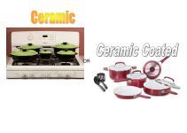 Ceramic or Ceramic Coated
