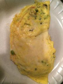 freshly-omelette