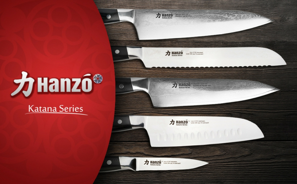 Katana Kitchen Knives | Hanzo Katana 9 5 Chef Knife Review