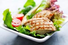 Greek Yogurt Chicken Salad 5 minute meals