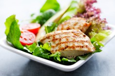 Greek Yogurt Chicken Salad 5 minute meals