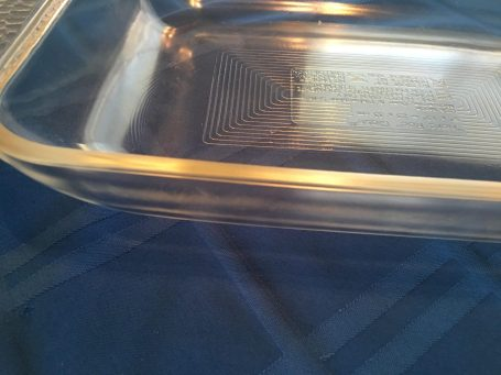 JSG Oceana glass bakeware