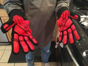 Cave Tools BBQ Gloves