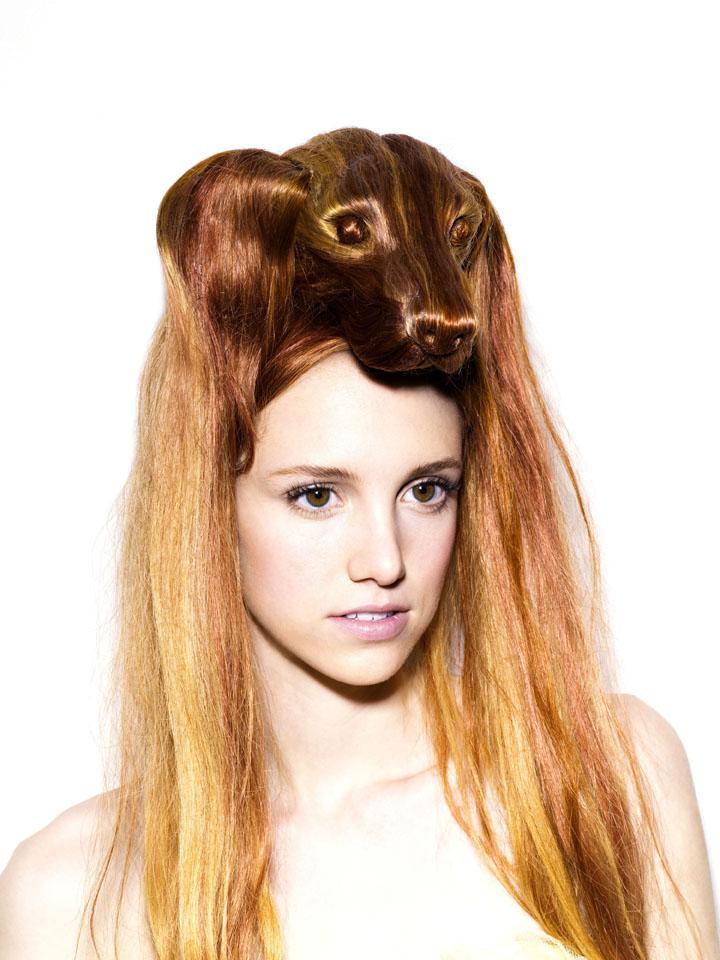 animal hair hats she so ghetto