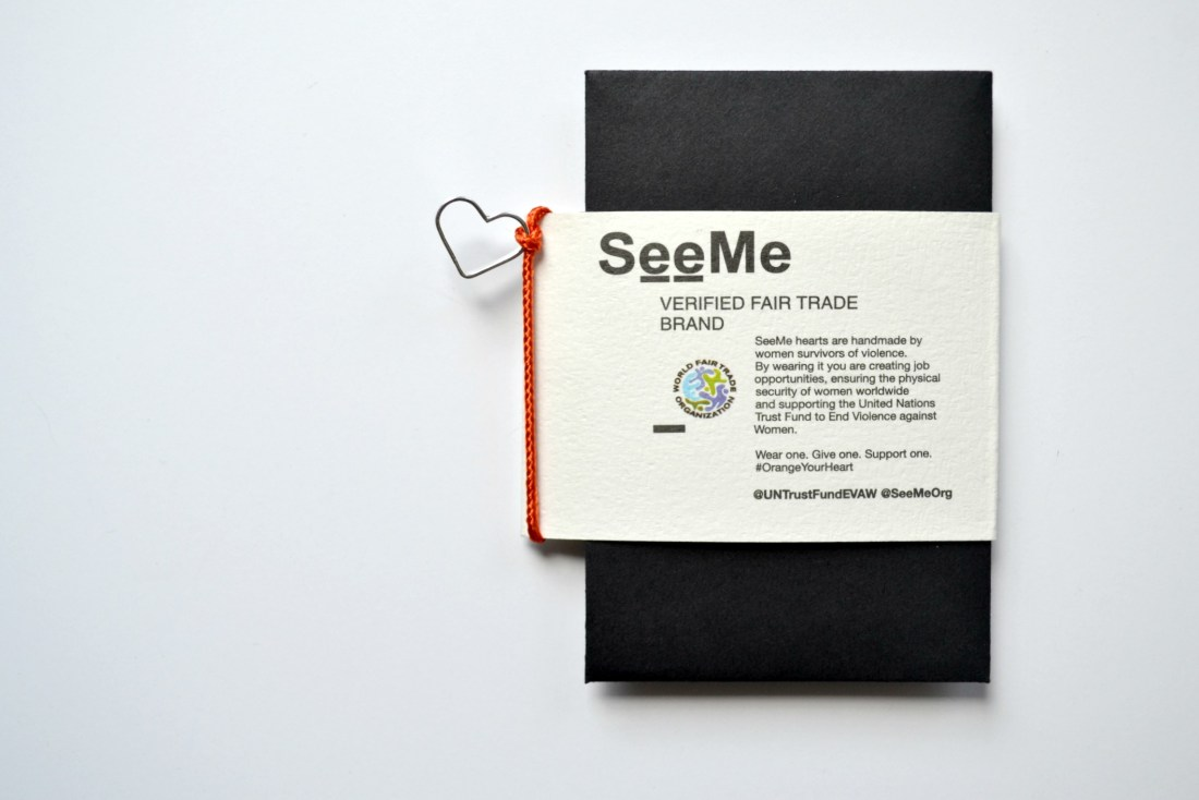SeeMe: join the #heartmovement