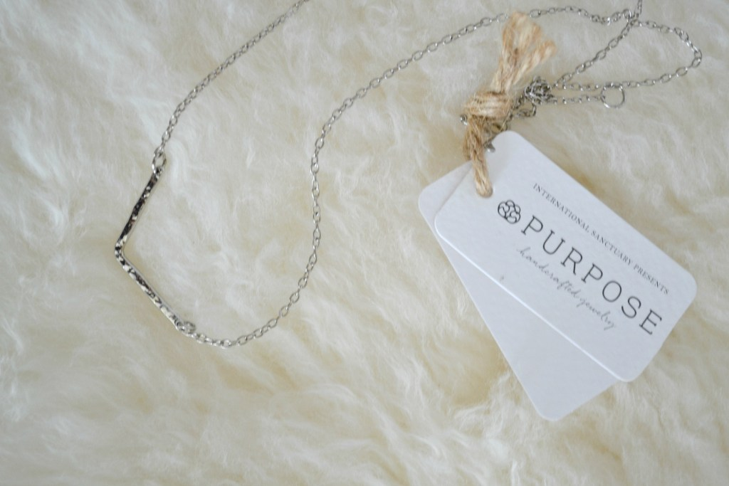Journey Necklace from Cambio Market, handmade in India | The Curious Button