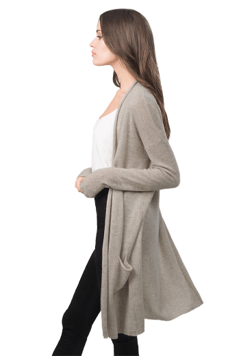 2016 Fall Basics [Ethical Edit] | The Curious Button, an ethically conscious life + style blog | Cuyana Cardigan