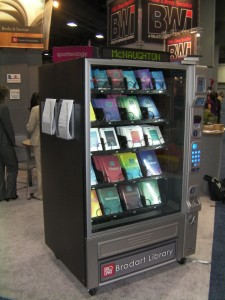 Would you like a library book with that candy bar? Uncategorized