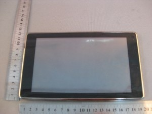 "New 7"" Chinese WinCE tablet clears FCC e-Reading Hardware"