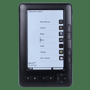 Review: Laser EB-101 e-reader Reviews