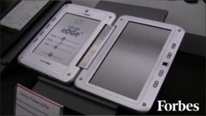 Scoop: First look at the Pocket Edge! e-Reading Hardware