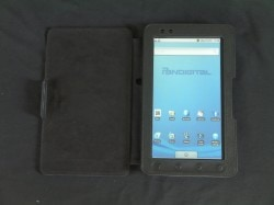 "First look at Pandigital's 9"" Android tablet (video) Reviews"