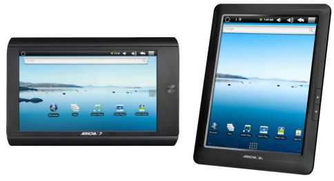 Archos is plumbing the depths of crappy tablets e-Reading Hardware