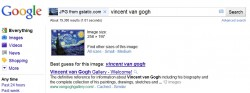 You can now use an image to search Google (video) Google