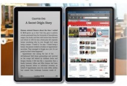 Latest crazy Amazon tablet rumor: dual screen E-ink/LCD Editorials Rumors
