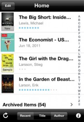 Amazon removed the ebookstore link from the Kindle iOS app Amazon Apple