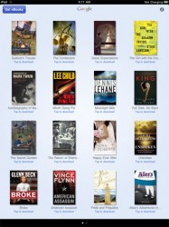 The expulsions have begun - Google Books gone from iOS Apple eBookstore Google