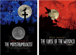 Great news! S&S have dropped the Monstrumologist series Publishing