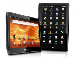 Cruz T408, T410 Gingerbread Android tablets coming soon (video) e-Reading Hardware