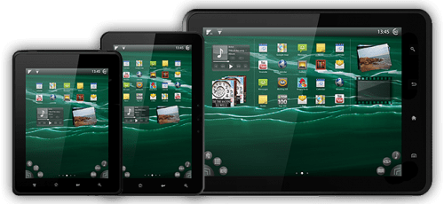 MoFing  Android Tablets Launched at IFA-Berlin e-Reading Hardware