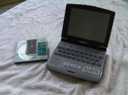 Blast from the Past: Sony Data Discman DD-S35 Blast from the Past