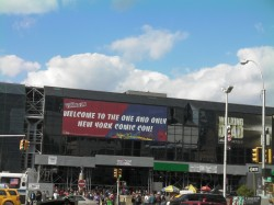 NYCC 2011: Crossing the Comics/Prose Divide Editorials