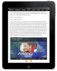 WattPad and beActive Launch new Transmedia Project Social Media Social reading