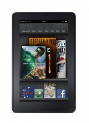 Amazon Bumped Kindle Fire Order to 5 Million Units Rumors