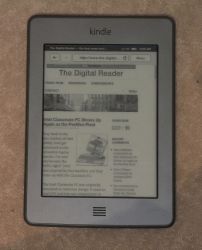 Games Could be the Secret Weapon on the Kindle Touch (K5) Reviews