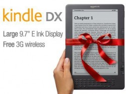 Kindle DX on Sale This Weekend - $260 Uncategorized