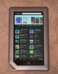 Nook Tablet Now Runs Kindle, Aldiko, & More - No Hack Required Tips and Tricks