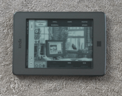 Kindle Touch Updated -  adds Skynet, Color Screen, and More Amazon