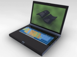 New Dual Screen Laptop to Launch at CES 2012 Conferences & Trade shows e-Reading Hardware