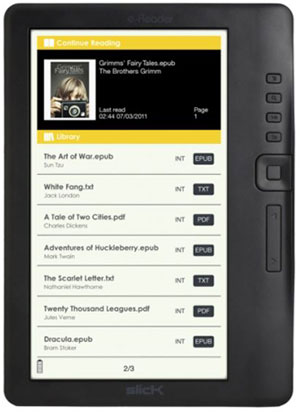 SCARICA TREKSTOR EBOOK READER 3.0 COME