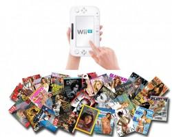 Nintendo WiiU to get App Store (Reading App?) Rumors
