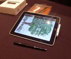 Apen A5 Turns the iPad Into a Writing Slate Conferences & Trade shows e-Reading Hardware