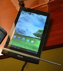 Asus eeePad MeMo Unveiled Conferences & Trade shows e-Reading Hardware