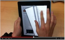 Ebooks Finally Get Page Flips, Finger Bookmarks, and More e-Reading Software