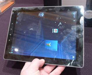 Nextbook Elite 10 Coming This Summer - Thin, Light, And Runs Android v4.0 Conferences & Trade shows e-Reading Hardware