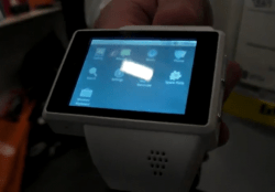 "Phaeton 2"" Android Watch Doubles as a Smartphone Conferences & Trade shows"