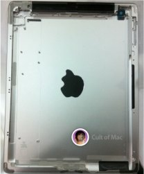 iPad 3 Parts Leaked Online e-Reading Hardware