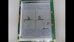 More Videos Playing on E-ink e-Reading Hardware