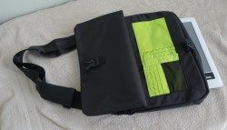 """TOC Swag Giveaway - 13"""" Laptop Bag Conferences & Trade shows"""