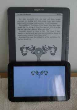 Augmented Reality eBooks Are Fraught with Technical Problems e-Reading Hardware
