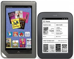 Nook Touch, Nook Color on Sale Today - CHEAP e-Reading Hardware
